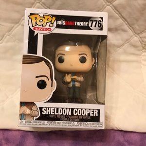 Big Bang Theory Sheldon Cooper